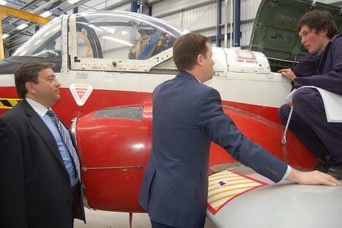 Nick Clegg visit Newcastle Apr 10 5