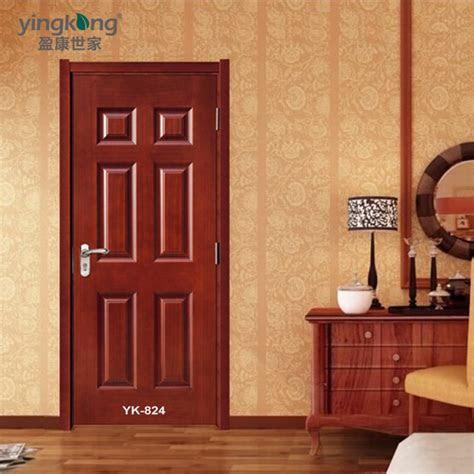 yk interior home entry wood door front modern teak wood