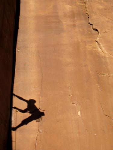 Shadow fron Dany on Swedin Ringle