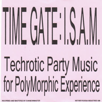 Techrotic Party Music for Polymorphic Experience cover art