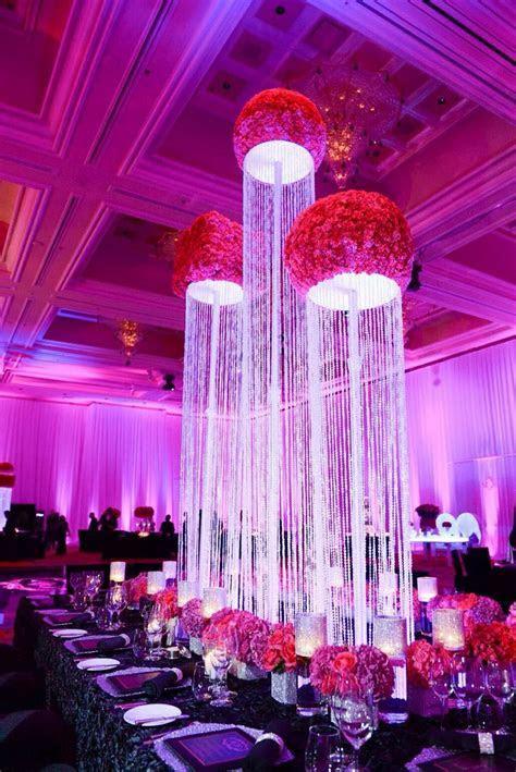 Gorgeous Ceiling Decor   CEILING CENTERPIECES   Wedding