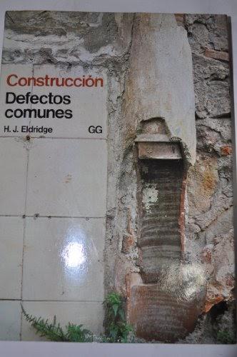 Nenetgogo Defectos Comunes Construcción Pdf Descargar H J Eldrige