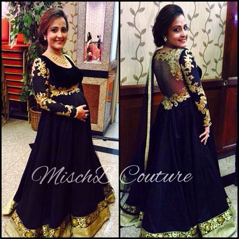 Anarkali by MischB Couture, indian fashion, indian
