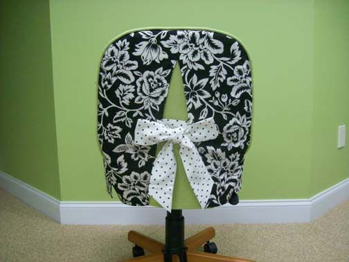 Cute office chair cover--perk up your desk with one of  | Office P…