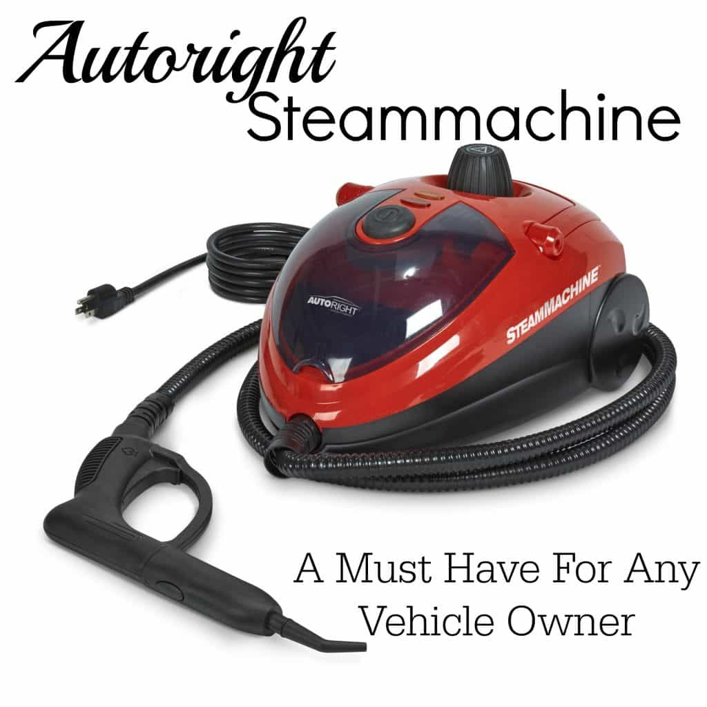 Autoright Steammachine A Must Have For Any Vehicle Owner