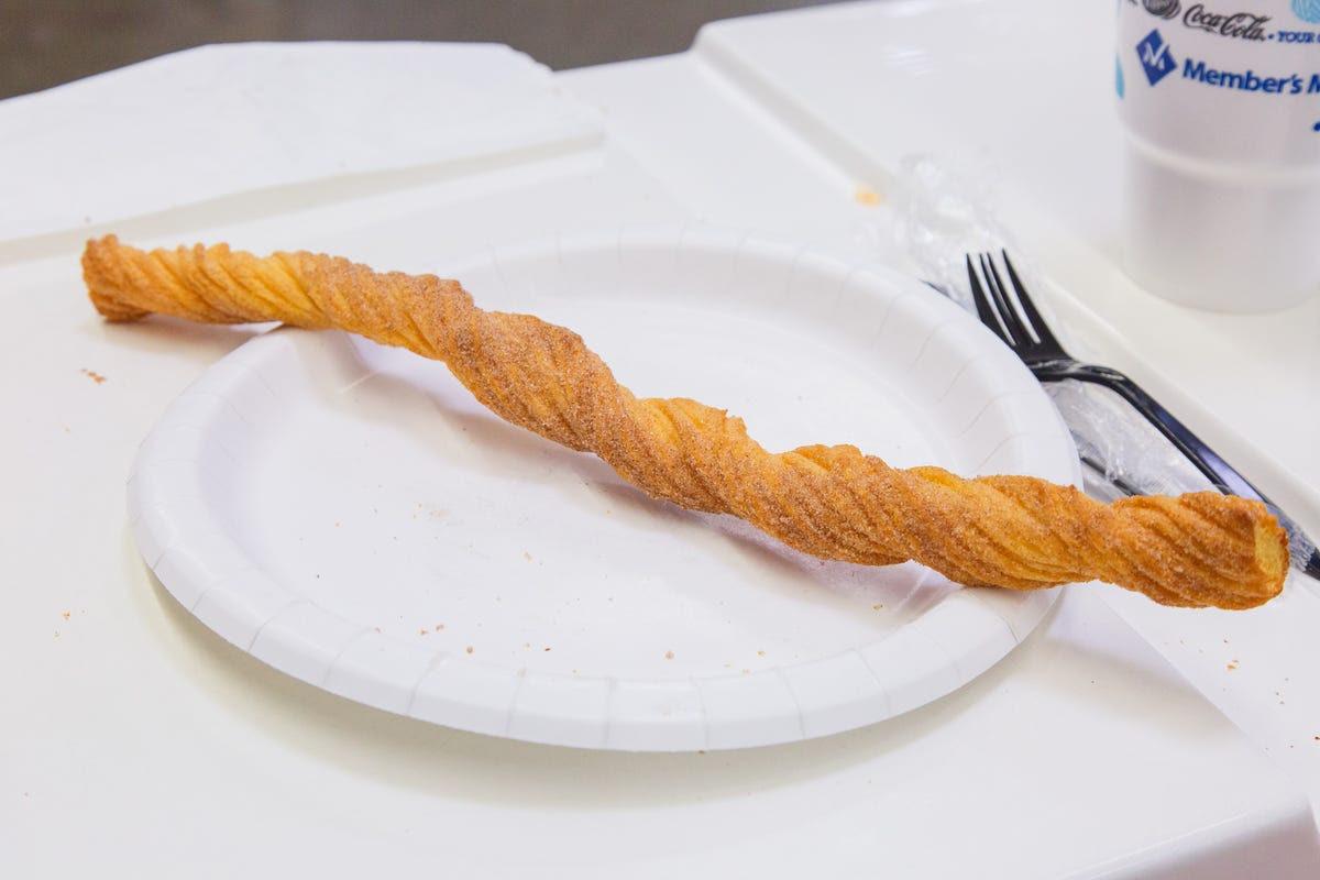 Costco vs. Sam's Club food court: menu, review, photos - Business Insider