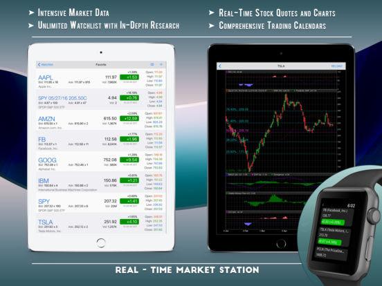 Options Trading App
