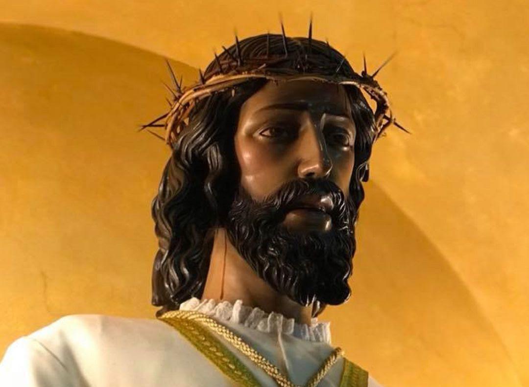 Imagen del Cristo de Medinaceli de Algeciras