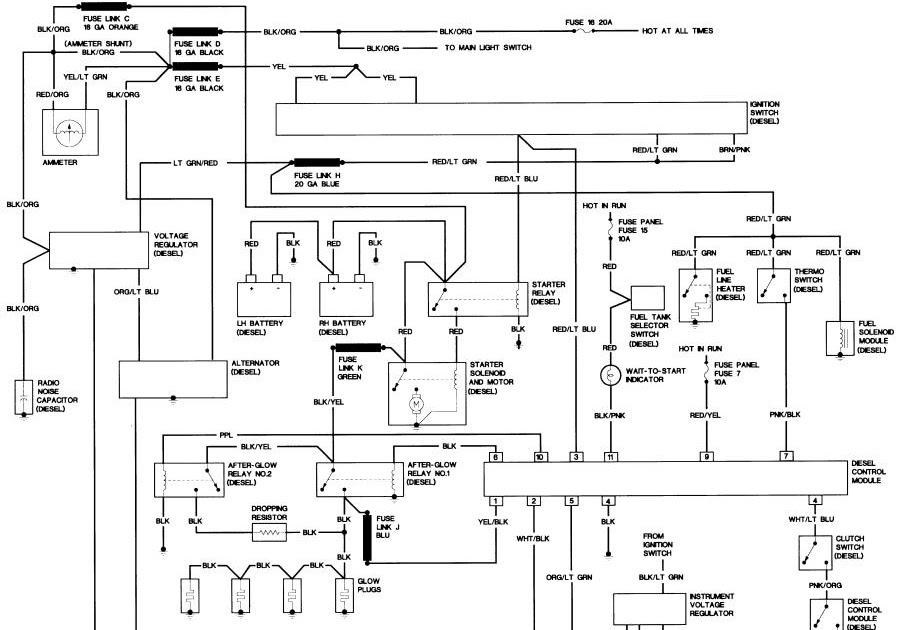 95 Ford Bronco Engine Diagram Free Download