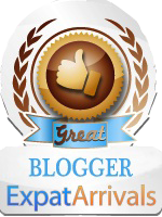 Expat Arrivals Blogger