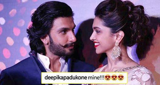 Ranveer Singh and Deepika Padukone's PDA game on Instagram Will Make You Drool