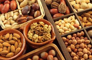 Οι ξηροί καρποί στη διατροφή όσων γυμνάζονται