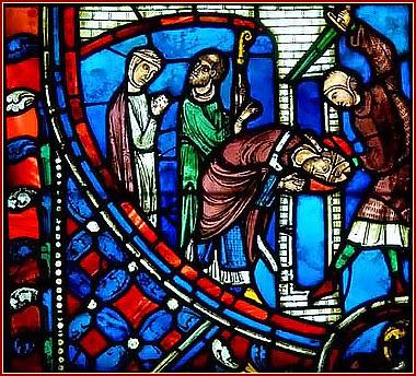 SAN NICASIO, Obispo y Mártir