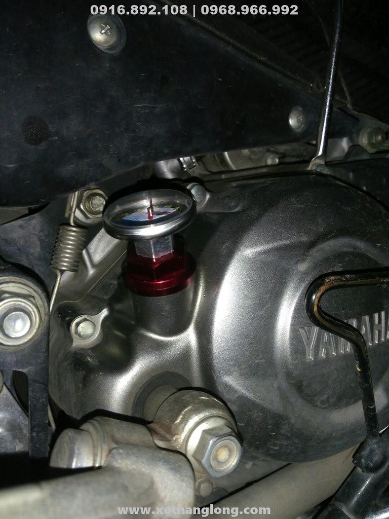Que đo nhiệt độ nhớt máy lắp được cho mọi loại xe máy