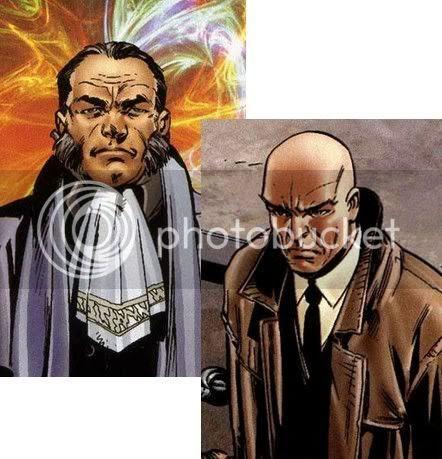 Shaw e Xavier