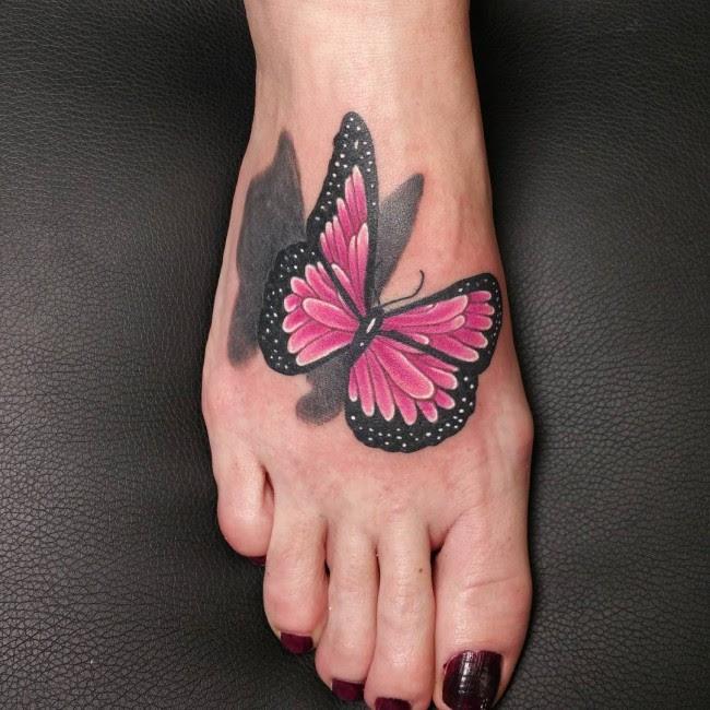 110 Best Butterfly Tattoo Designs Meanings Cute Beautiful 2018