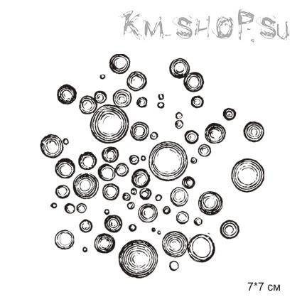 Штамп Пузырики
