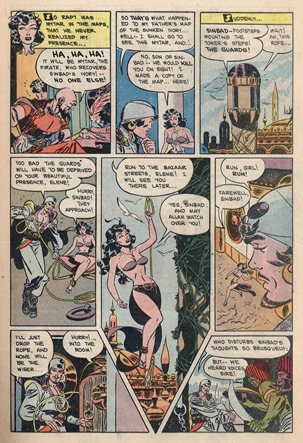 Son of Sinbad 03 Joe Kubert
