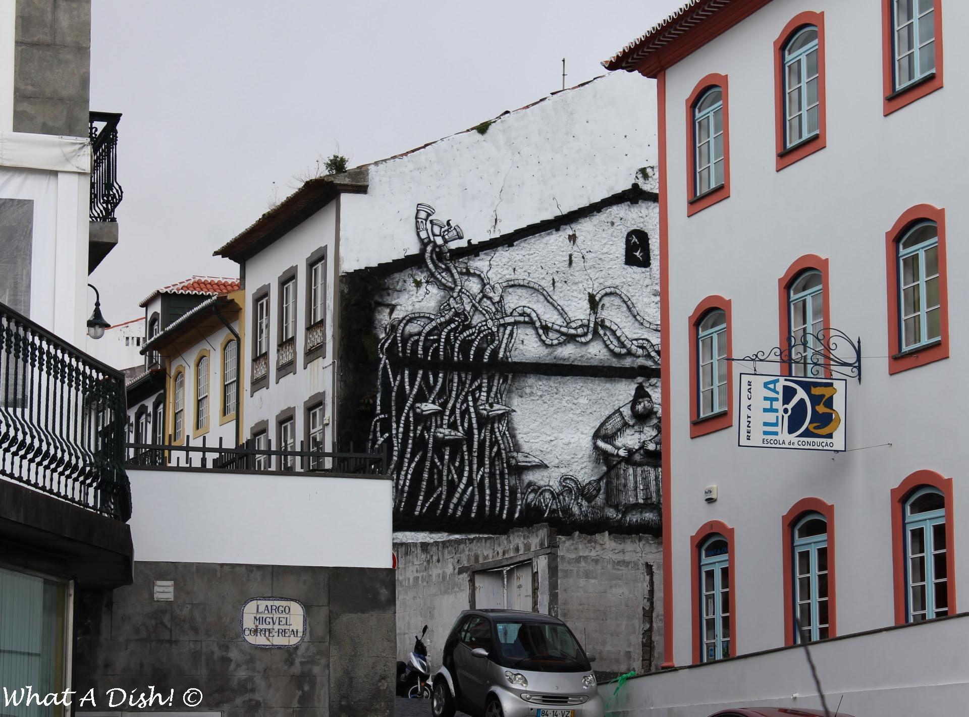 Graphiti Wall Art- Glimpse