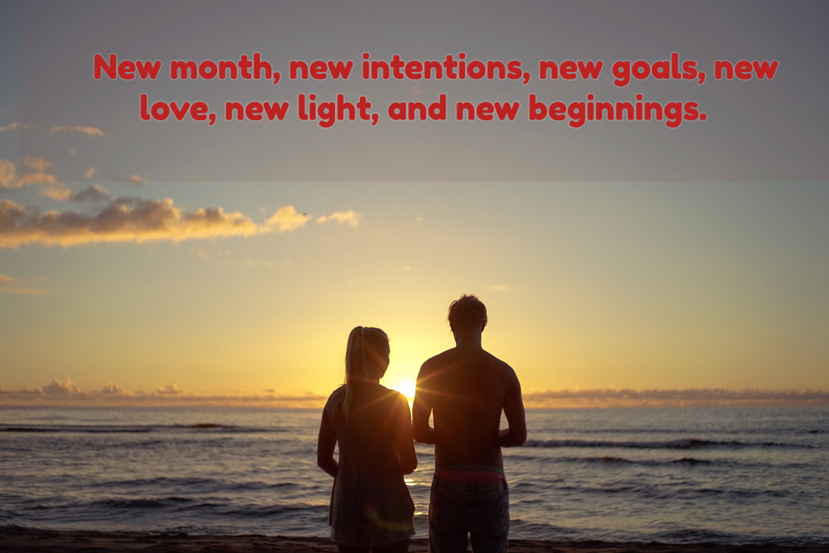 The Best New Month New Beginnings Quotes