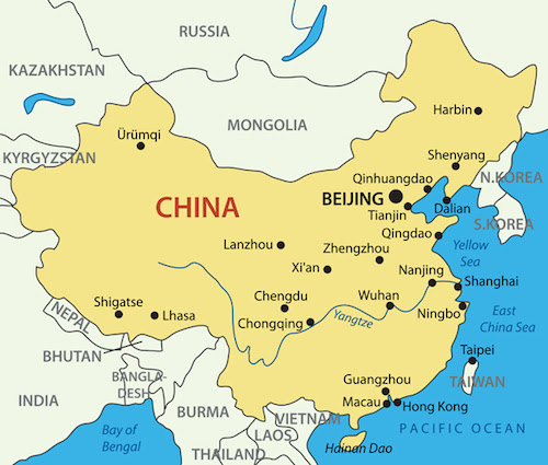China Facts For Kids China For Kids Geography