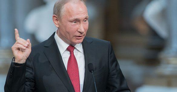 Resultado de imagem para Putin pode se tornar o primeiro líder a reconhecer ETs e OVNIs
