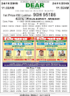 Lottery Result Today 11:55 AM | SIKKIM STATE LOTTERYS 24-11-2019