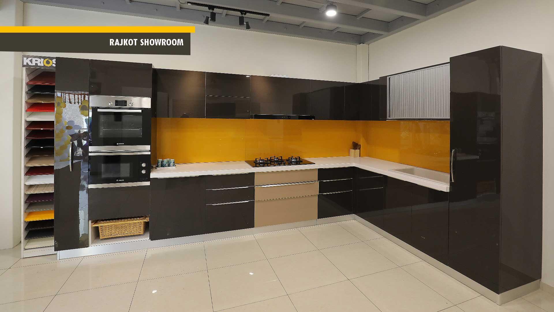Modular Kitchens Ahmedabad | Buy Modular Kitchens Online