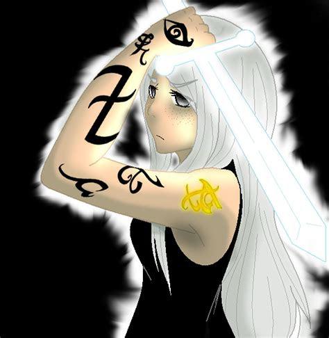 nephilim girl  xxukarixx  deviantart