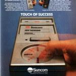 Anuncio oficial Joy-sensor suncom
