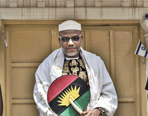 Many People Killed, My Dad Almost Shot Dead - Nnamdi Kanu Finally Talks on Military Invasion of His Home