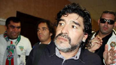 Μαραντόνα: «Η εθνική Αργεντινής είχε πάρει αναβολικά το 1993»