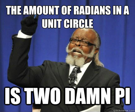 Unit Circle Memes