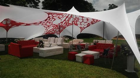 WEDDING DECOR, CHAIRS, STRETCH TENTS AND CATERING FOR HIRE