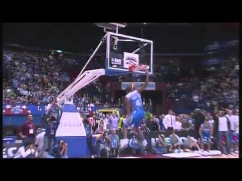 JusThoughts: JAMES WHITE IS THE BEST DUNKER ALIVE!!!....?