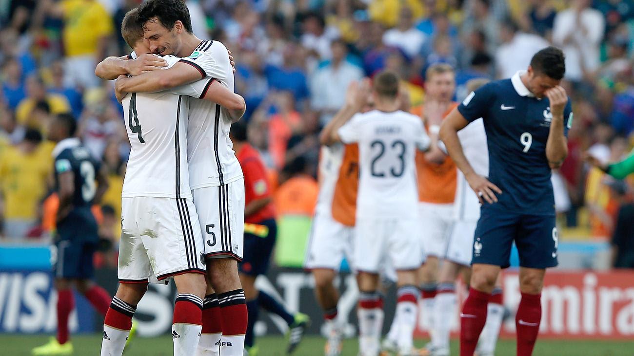 Deutschlandspiele Wm