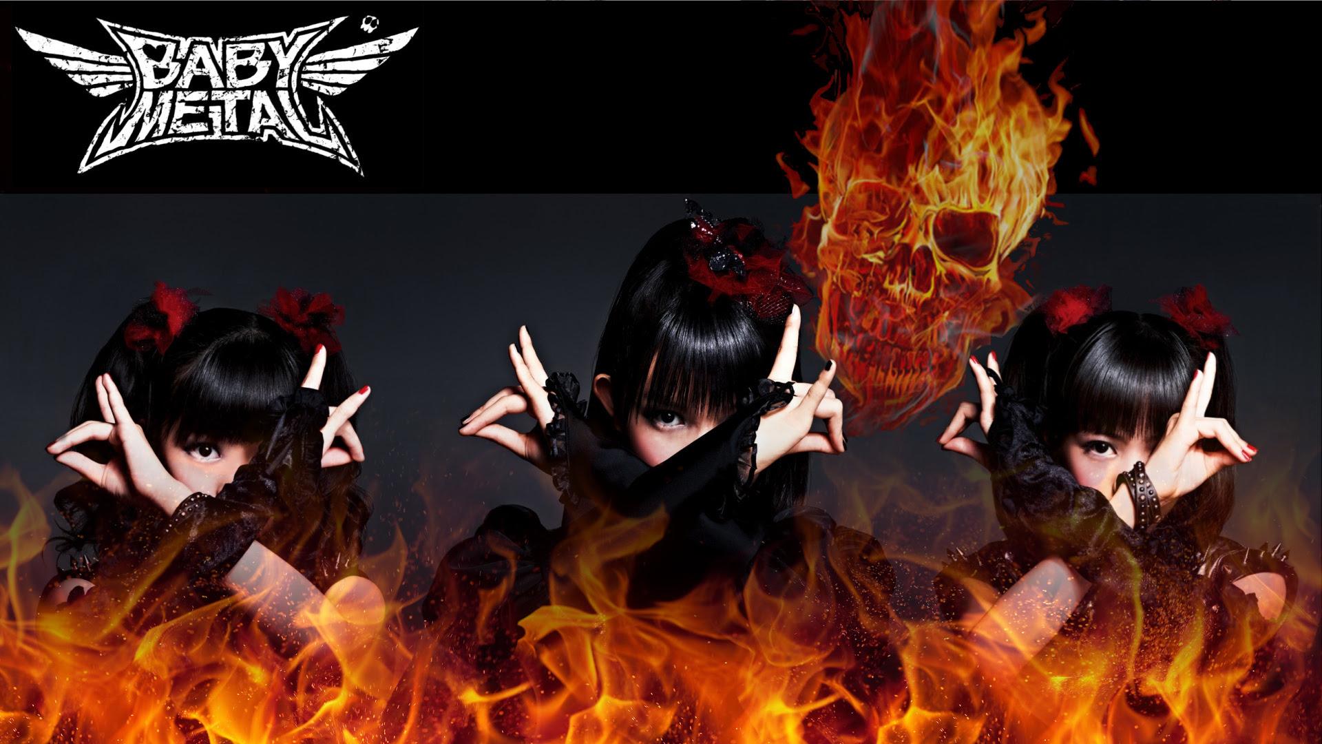 Best Of Babymetal 待ち受け Iphone On Kuruna Begami