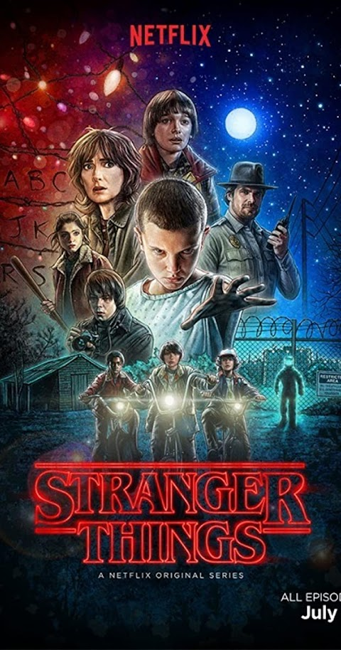 Stranger Things Season 02 (2019) 480p 720p WebRip Dual Audio (Hindi+English) | Netflix Series