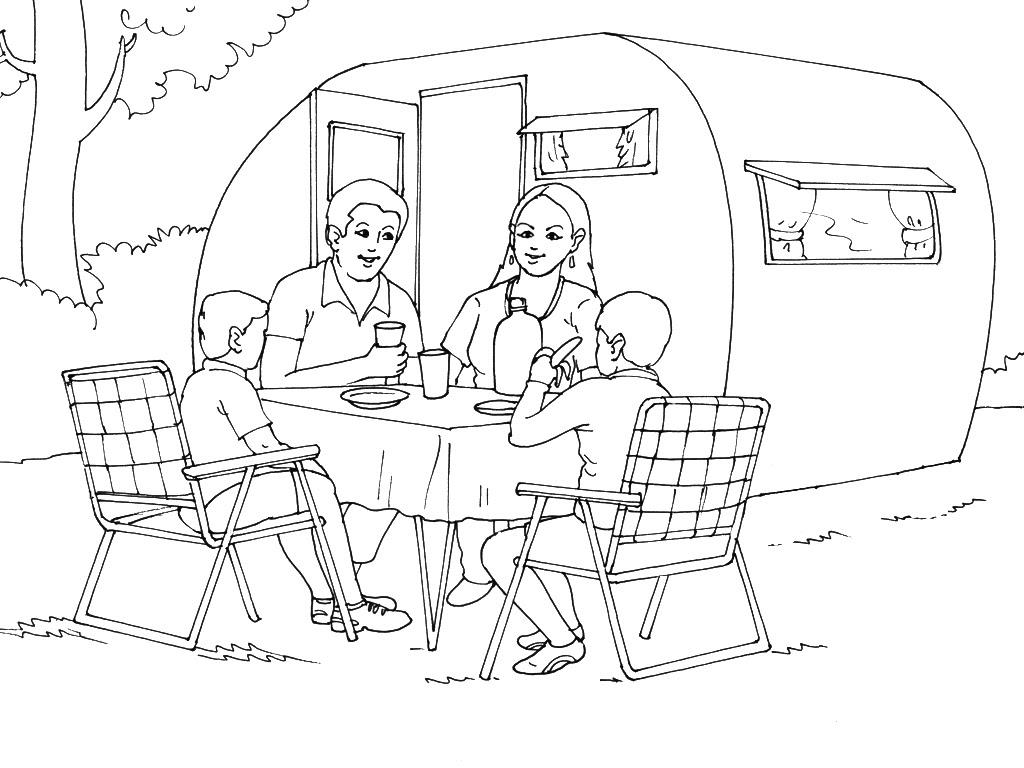 Coloriage De Camping Car A Imprimer Gratuit.Meilleur De Coloriage Camping Car A Imprimer Haut
