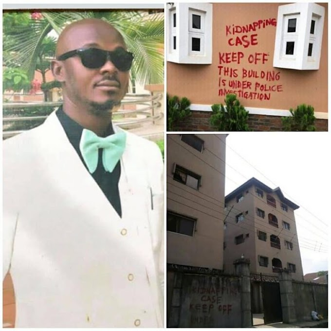 Breaking News!! All E-money's Properties Seized By Police (Photos)