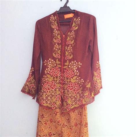 baju kebaya nyonya muslimah fashion  carousell