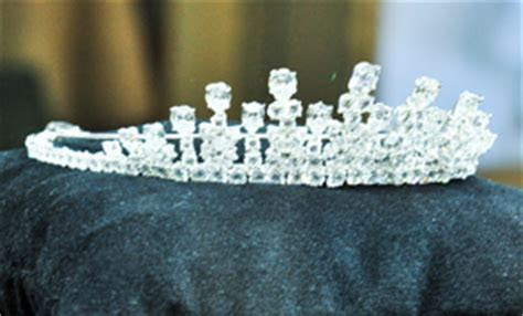 Monaco's royal jewels: a look back at the stunning tiaras