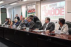 Representantes dos médicos, hospitais e governo discutiram sistemática de residência psiquiátrica