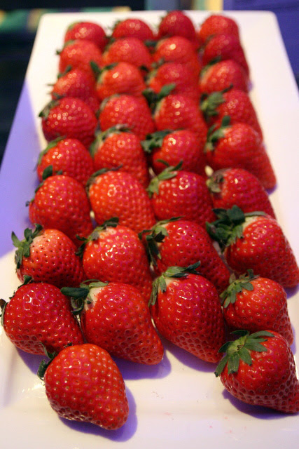 """Mino Musume"" strawberries from Gifu"