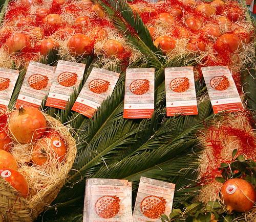 ¿Cómo desgranar esta fruta? by Grupo THM, tecnologías horticultura mediterránea
