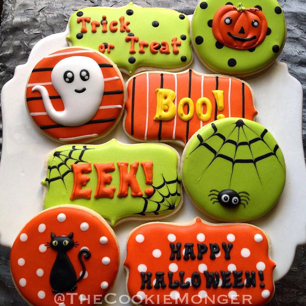 Saturday Spotlight: Top 10 Halloween Cookies | Cookie ...