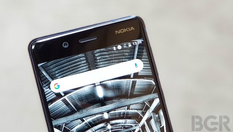 How to smartphone tablet touch screen remove: Nokia 7 plus camera