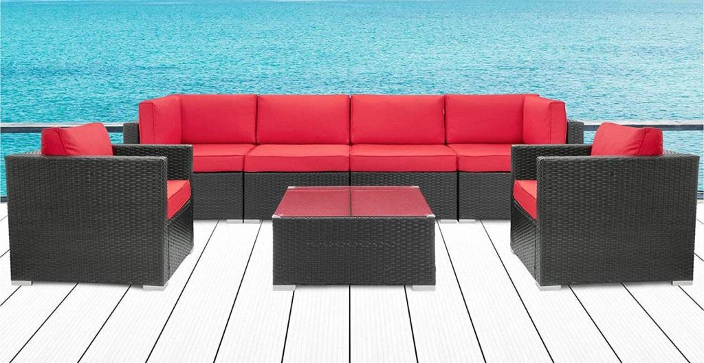 5 Best Patio Furniture Sets in 2020 - Top Rated Outdoor ...