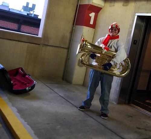 No. 1 Tuba Man?