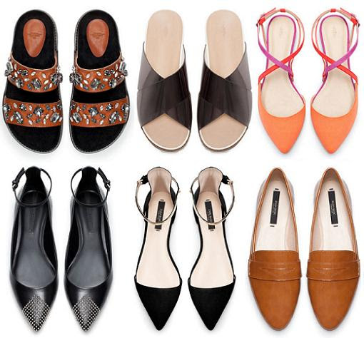 http://www.robatendencias.com/wp-content/uploads/2014/01/zapatos-zara-2014-sandalias-planas.jpg